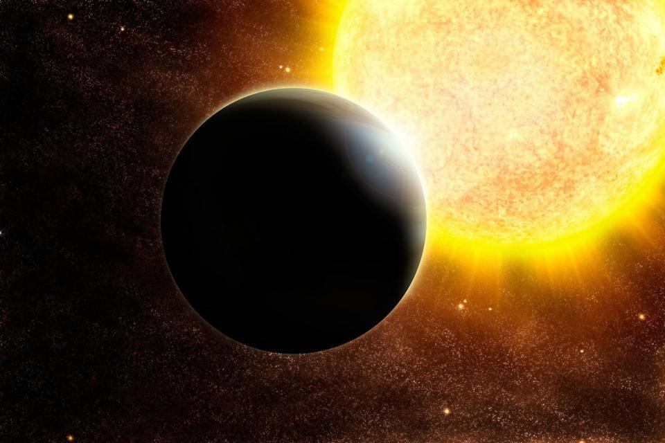 Imagem de Google libera dados sobre exoplanetas para pesquisas espaciais no tecmundo