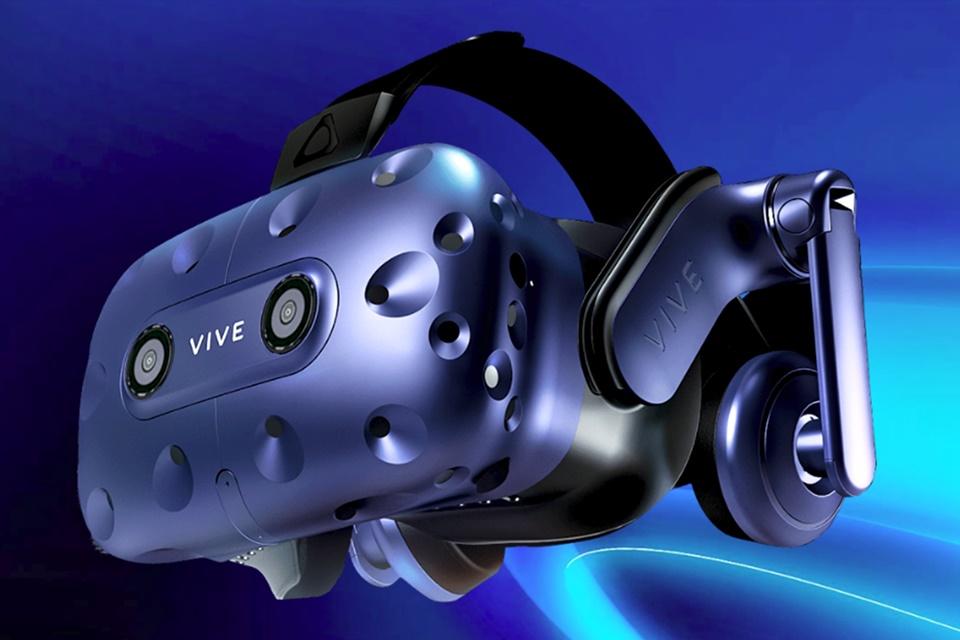 """Imagem de HTC Vive Pro chega por US$ 799 e versão """"normal"""" tem corte de US$ 100 no tecmundo"""