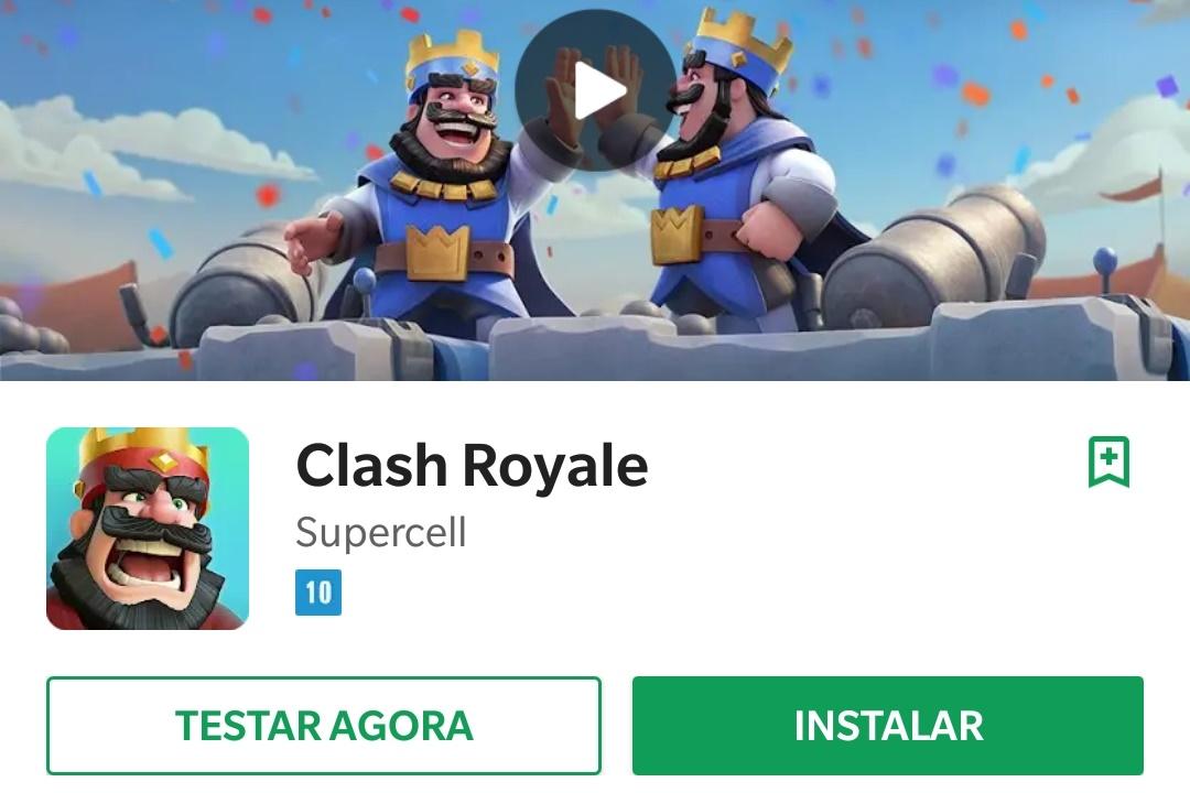 """Imagem de Android: Play Store agora deixa você """"testar jogos antes de baixar"""" no tecmundo"""