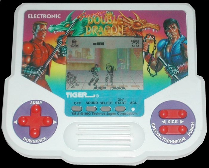 portátil double dragon