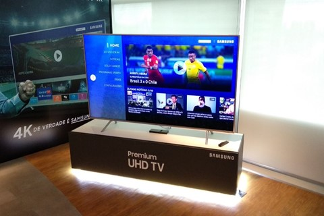 Imagem de Samsung e SporTV lançam app que vai mostrar a Copa do Mundo em 4K no tecmundo
