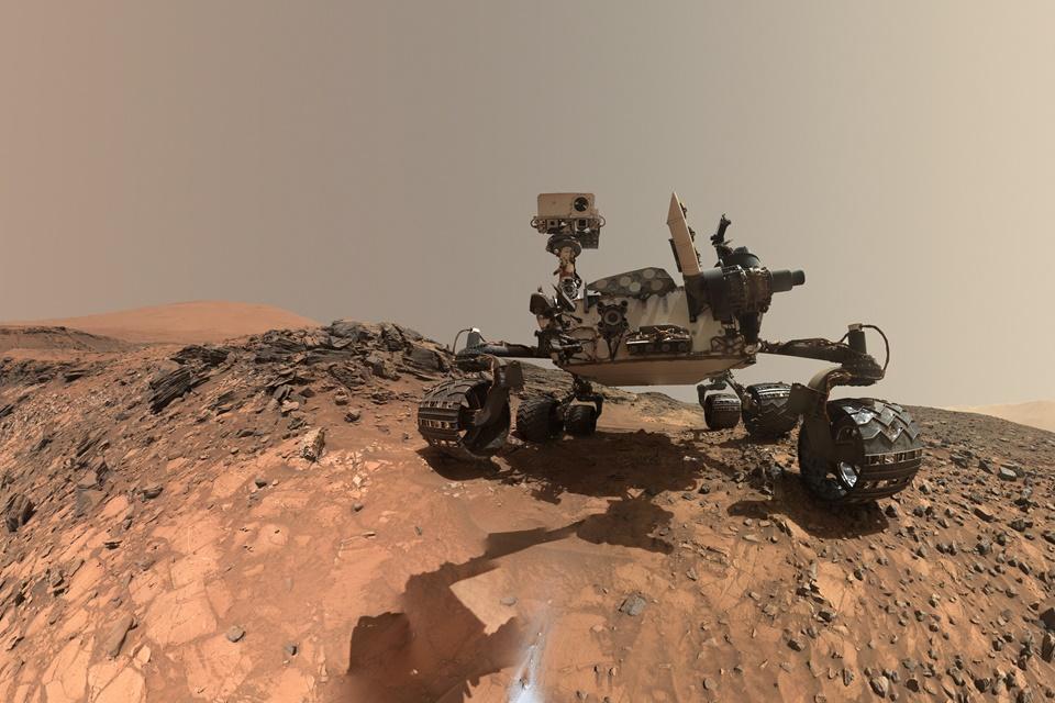"""Imagem de 2 mil """"Sóis"""" marcianos! Rover já registrou diversas coisas em Marte no tecmundo"""