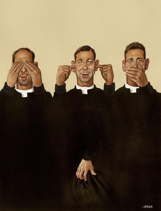 segredos ocultos da Santa Sé