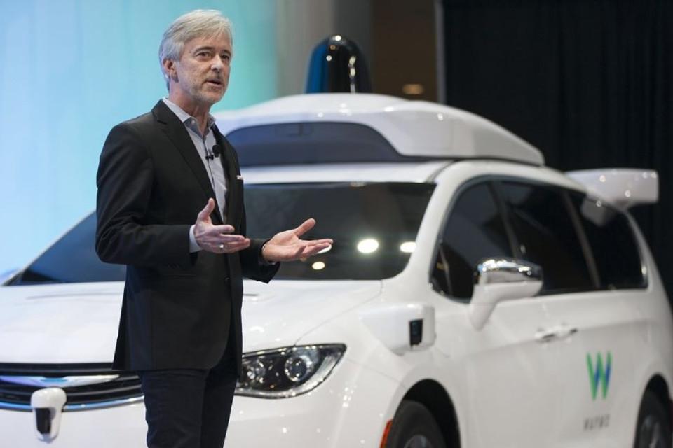 Imagem de Para CEO da Waymo, acidente com carro autônomo da Uber poderia ser evitado no tecmundo