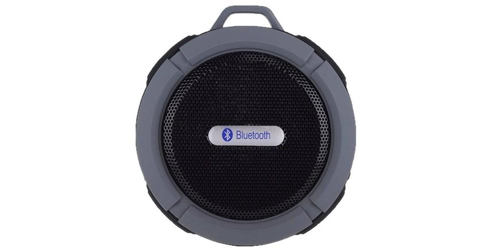 Caixa de som com Bluetooth