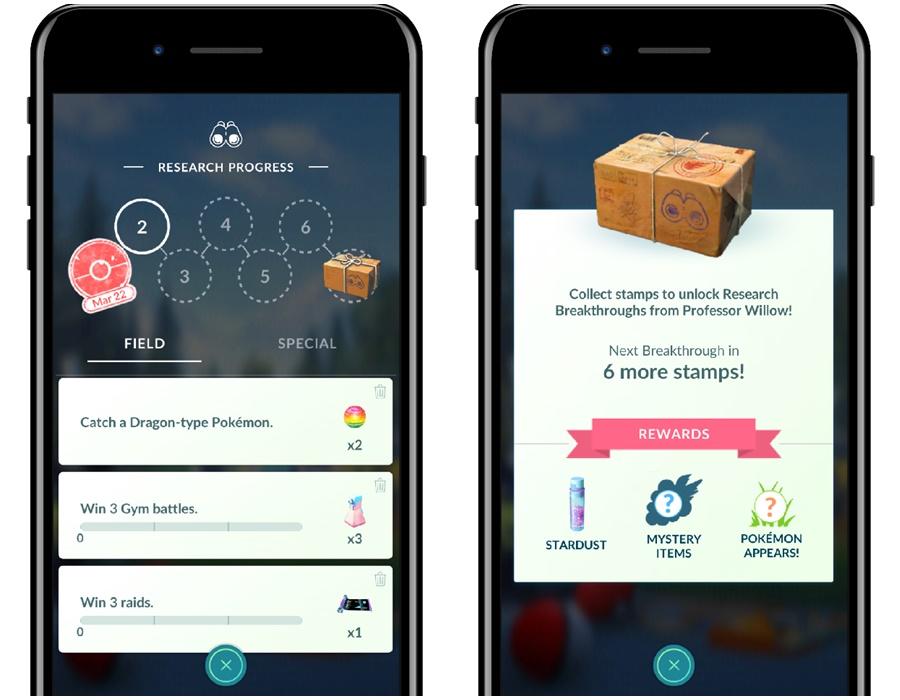 Pokémon Go vai adicionar quests, histórias e novas actividades