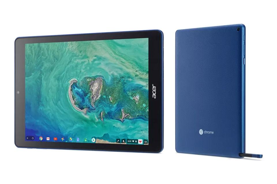 Imagem de Acer será a primeira a lançar tablet equipado com Chrome OS, do Google no tecmundo