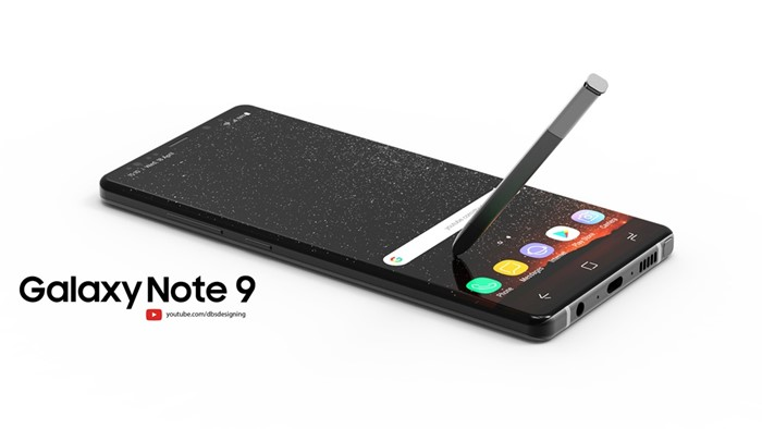 galaxy note 9 samsung