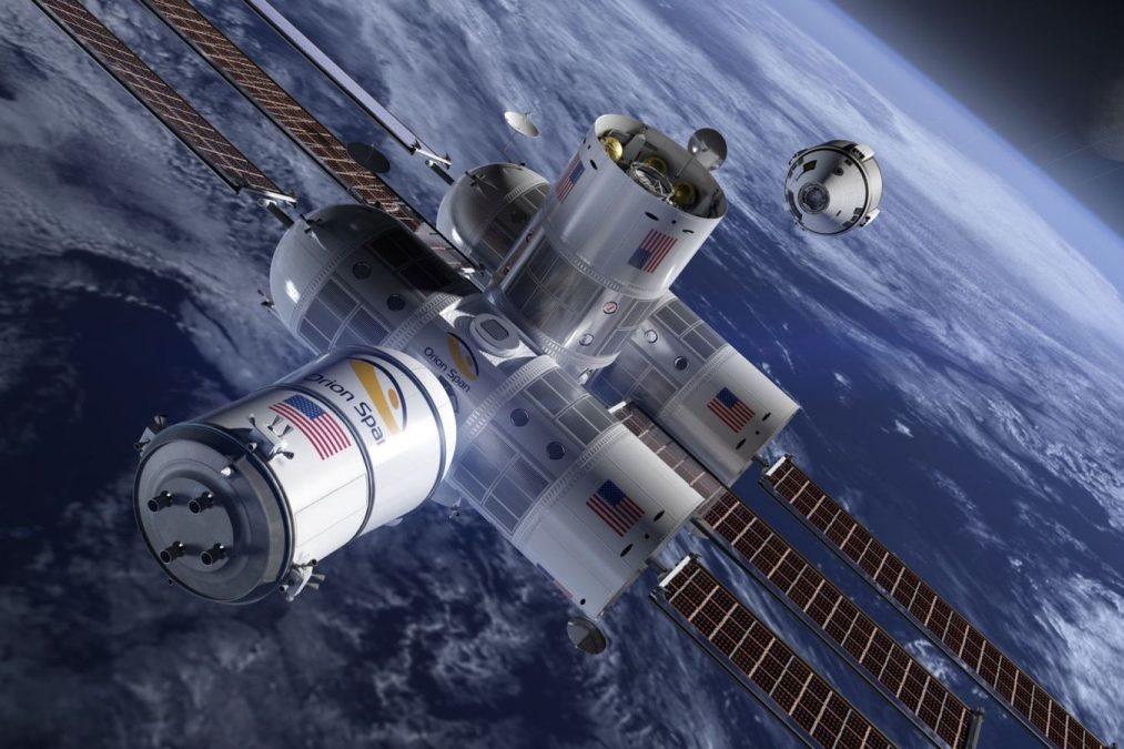 Imagem de Você já pode reservar o seu lugar no primeiro hotel espacial de luxo no tecmundo