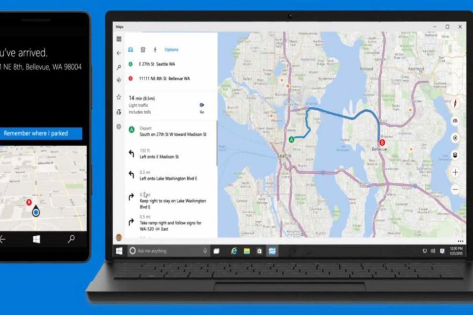 Imagem de Microsoft quer contornar sinais de abandono do Bing Maps com atualização no tecmundo