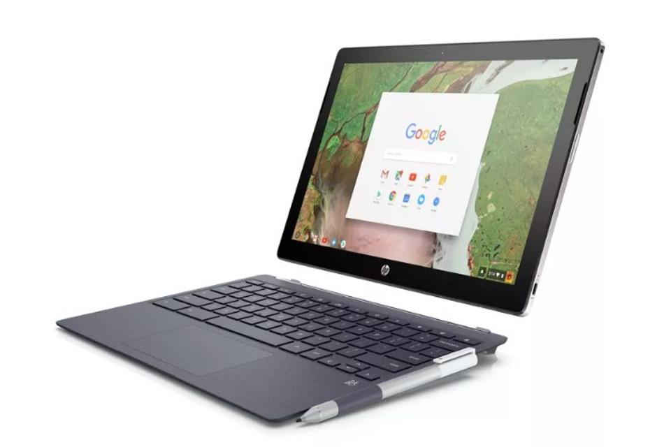 Imagem de Chromebook híbrido da HP tem teclado destacável e suporte à stylus no tecmundo