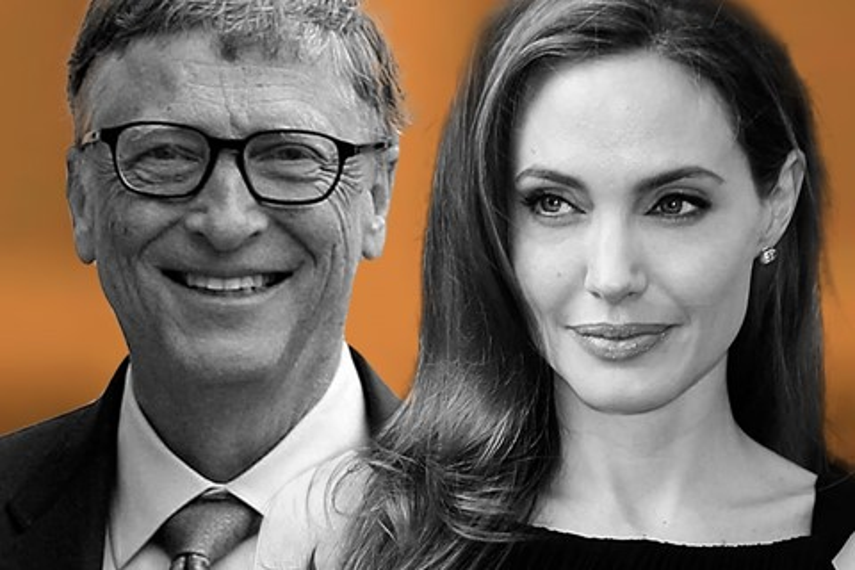 Imagem de Bill Gates e Angelina Jolie são os mais admirados do mundo em 2018 no tecmundo