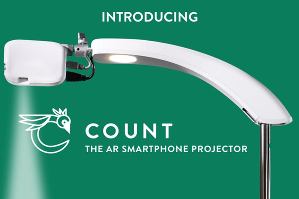 Imagem de Conheça o primeiro projetor com realidade aumentada para smartphone no tecmundo