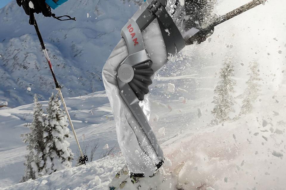 Imagem de Um exoesqueleto para esquiadores? Você com certeza vai querer um no tecmundo
