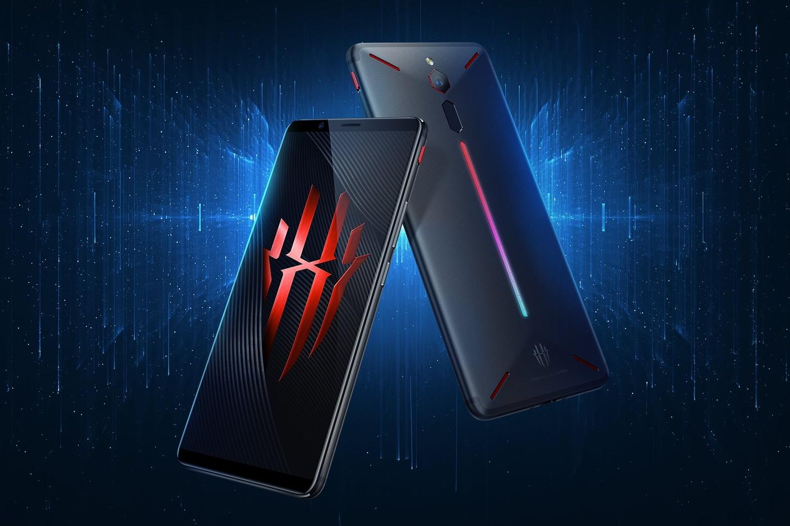 Imagem de ZTE/Nubia anuncia o primeiro smartphone gamer com luzes RGB no tecmundo