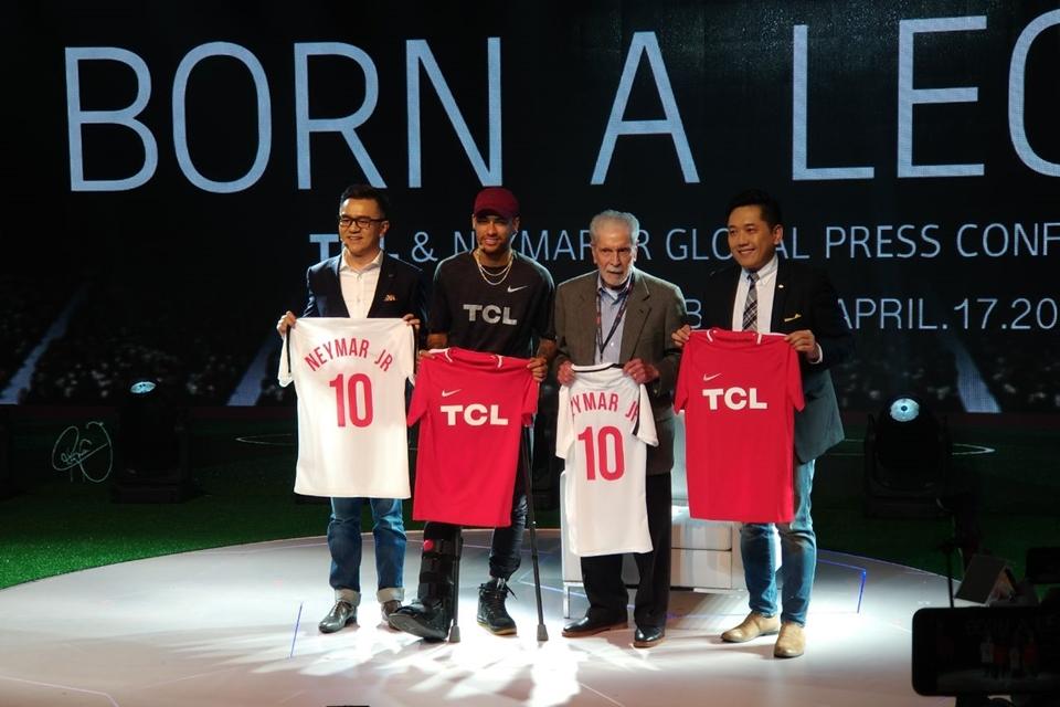 Imagem de TCL apresenta nova linha de SmartTVs e Neymar Jr. como embaixador da marca no tecmundo