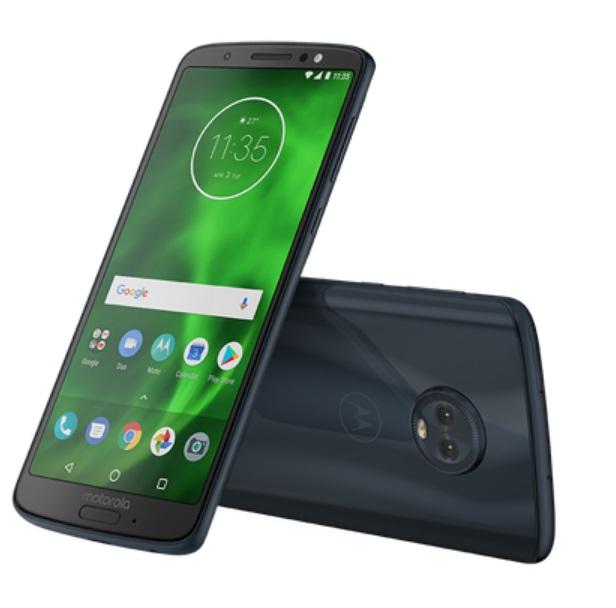 a7d393ed1 Motorola revela oficialmente a família Moto G6
