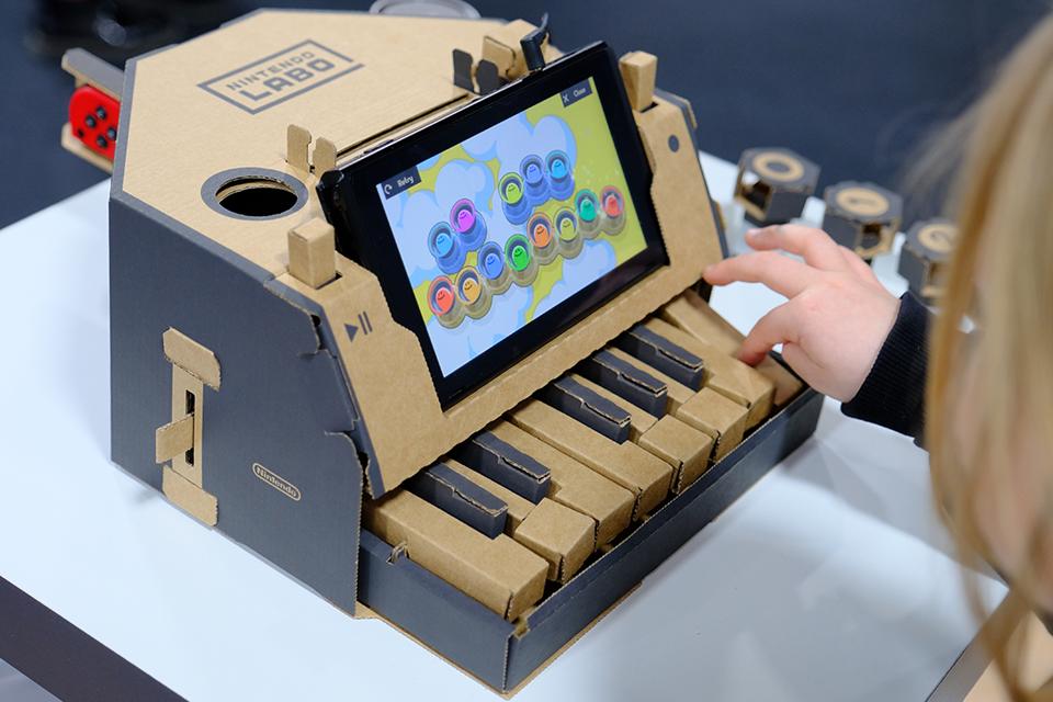 Imagem de Nintendo Labo: é possível comprar partes avulsas e imprimir os kits em casa no tecmundo
