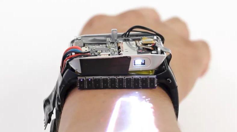 smartwatch relógio