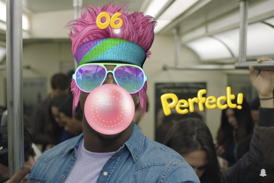 Imagem de Quer jogar dentro do Snapchat com seus amigos? Conheça as Snappables  no tecmundo