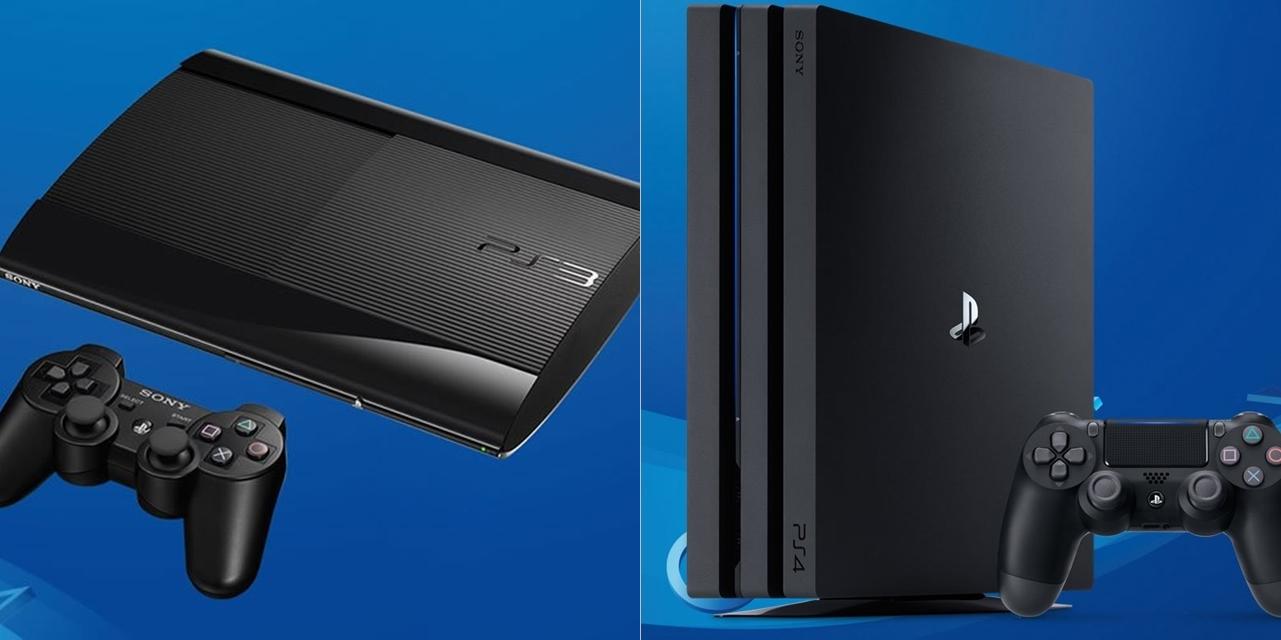 PS3 vs. PS4