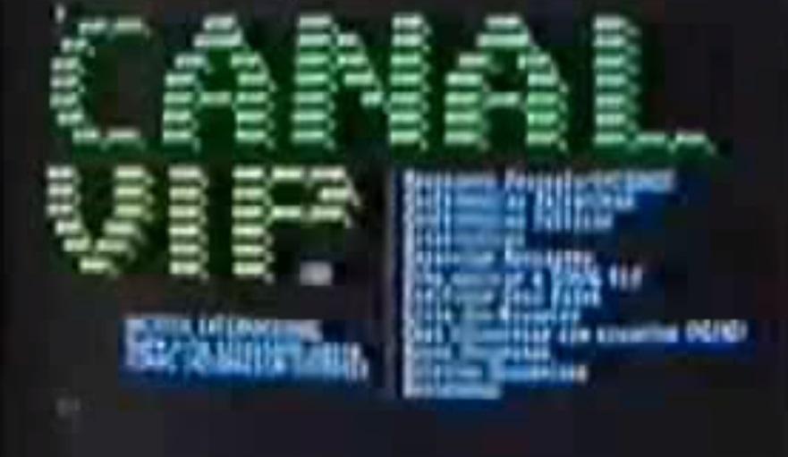 Uma tela de computador.
