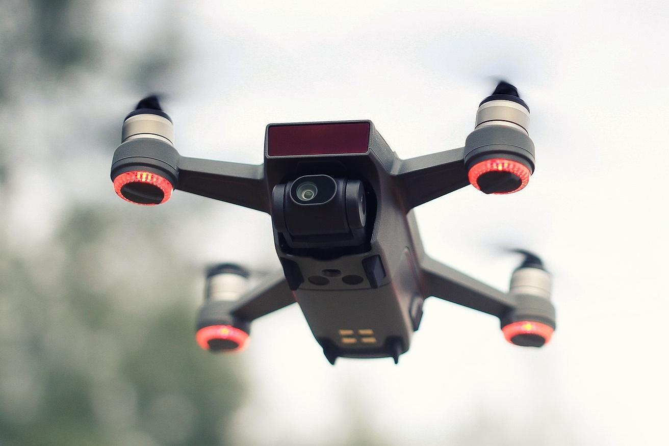 Imagem de Bandidos usam enxame de drones para atrapalhar ação policial nos EUA no tecmundo