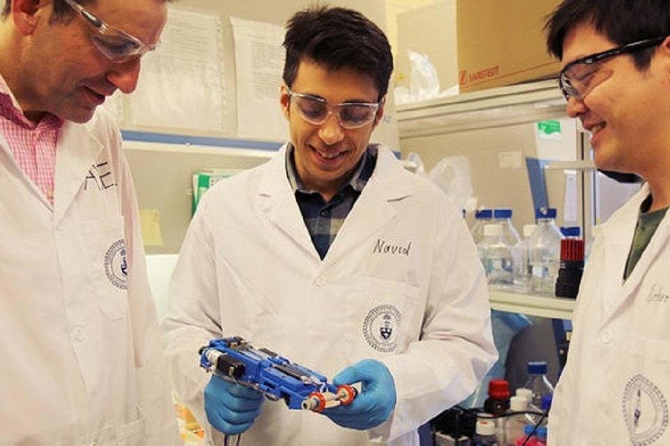 Imagem de Pesquisadores desenvolvem impressora 3D capaz de imprimir pele humana no tecmundo