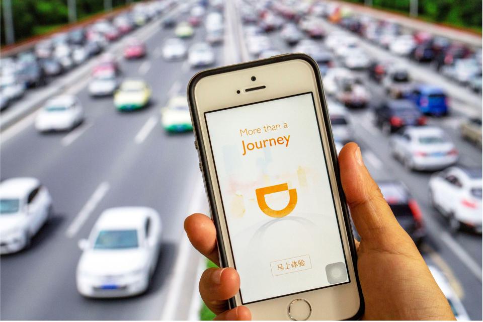 Imagem de Didi Chuxing recebe permissão para testar carros autônomos na Califórnia no tecmundo