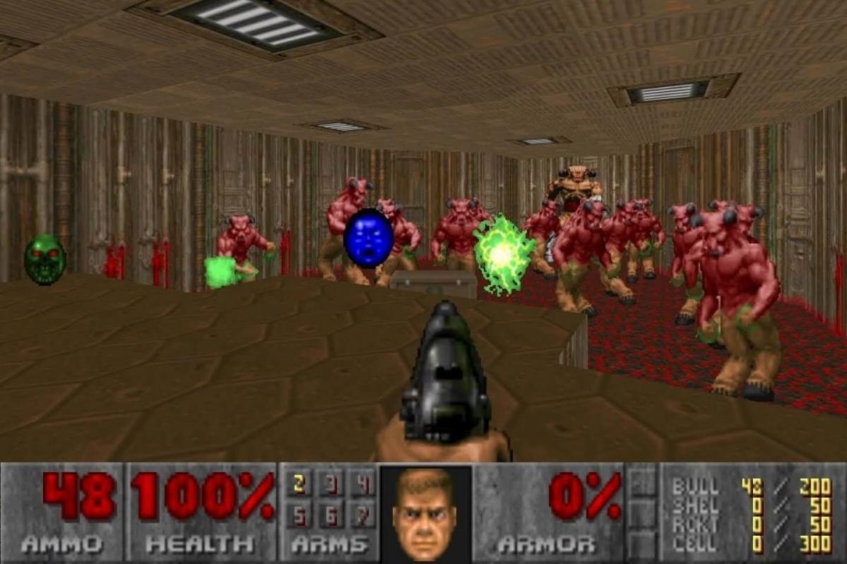 Imagem de Inteligência artificial cria novas fases para o jogo Doom e elas são ótimas no tecmundo