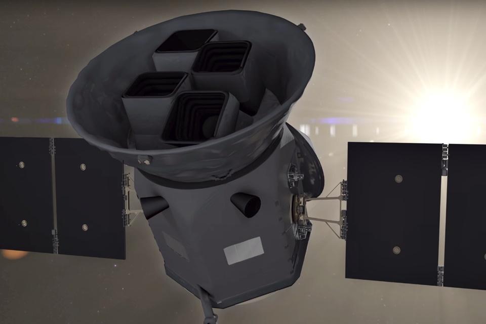 Imagem de Novo caçador de planetas da Nasa manda foto com mais de 200 mil estrelas no tecmundo