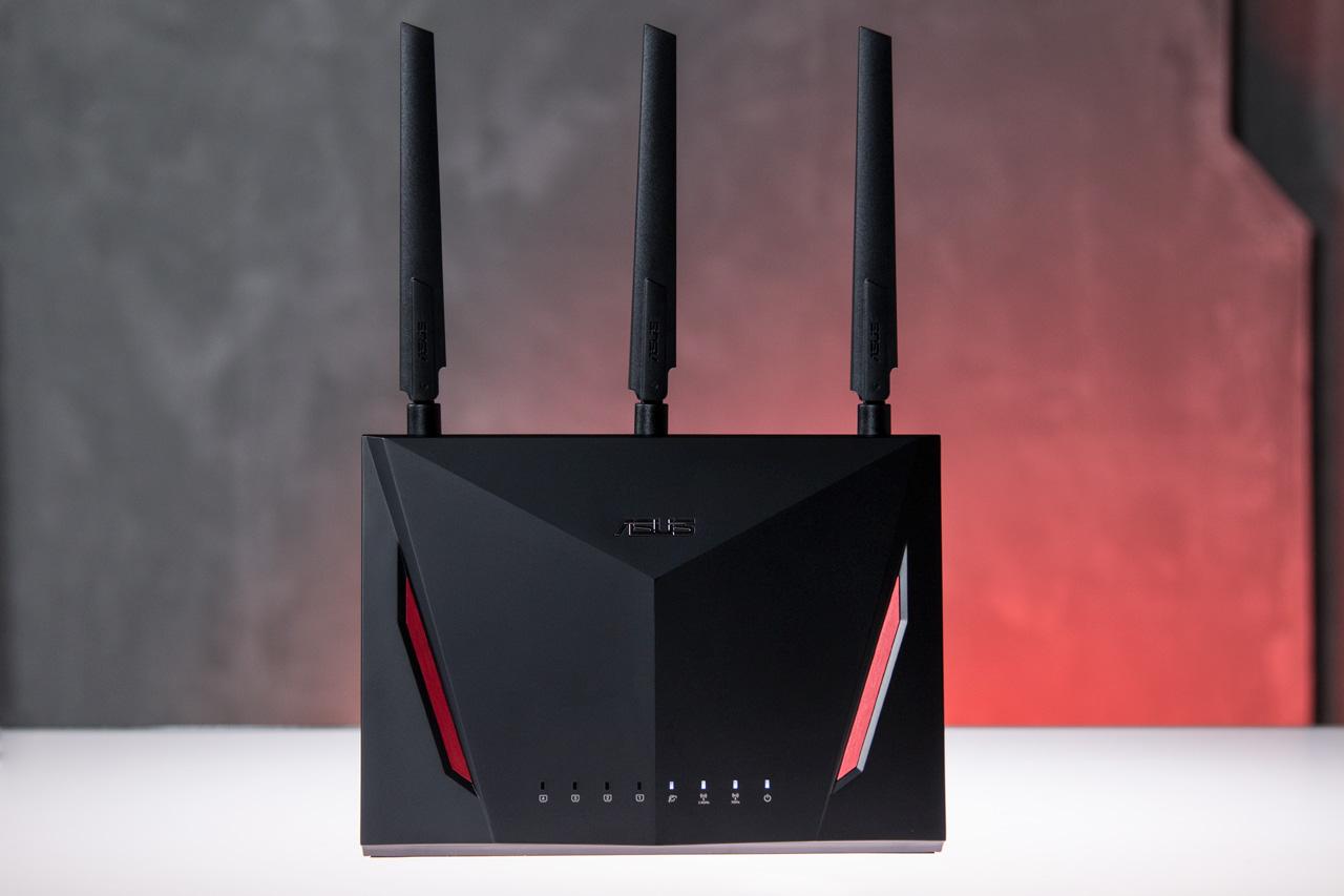 ASUS RT-AC86U para gamers