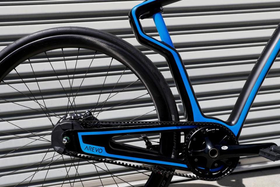 Imagem de Arevo apresenta conceito de bicicleta produzida em impressora 3D no tecmundo