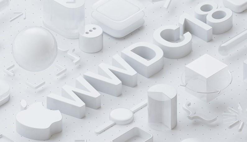 Convite da WWDC 2018.