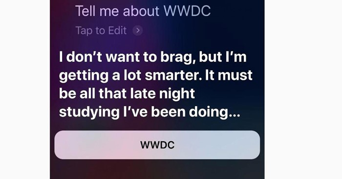 siri apple