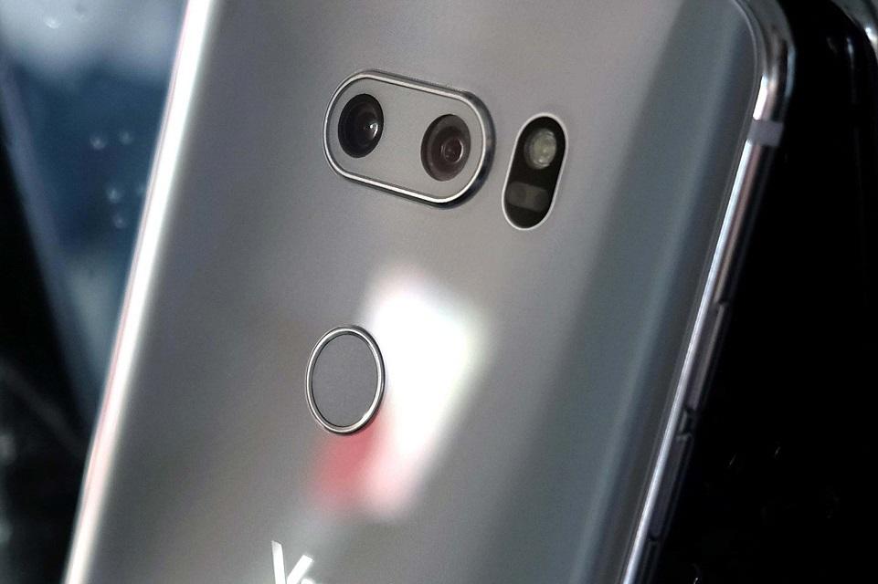 Imagem de LG V35 ThinQ tem imagem vazada e lembra o Samsung Galaxy S9 no tecmundo