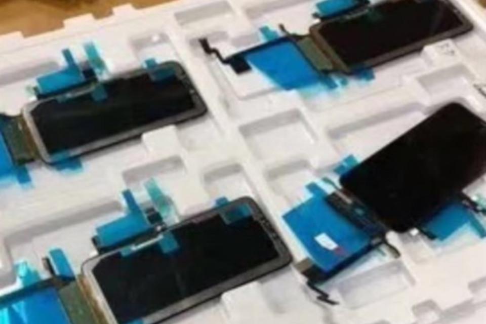 Imagem de Foto mostra supostas telas de iPhone da próxima geração no tecmundo
