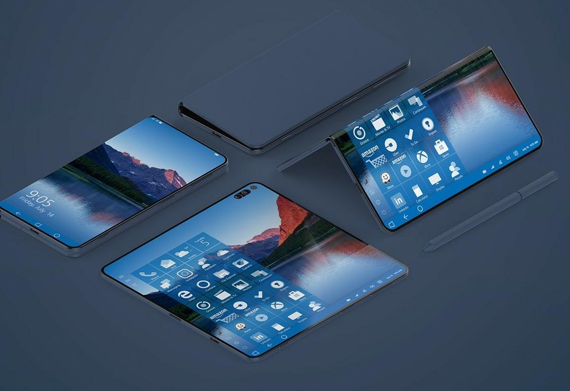 Imagem de Surface Phone, o celular da Microsoft, pode ganhar vida com a Dell no tecmundo