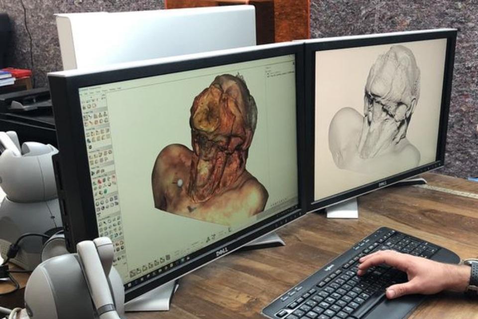 Imagem de Modelos 3D prometem facilitar estudos de anatomia no tecmundo