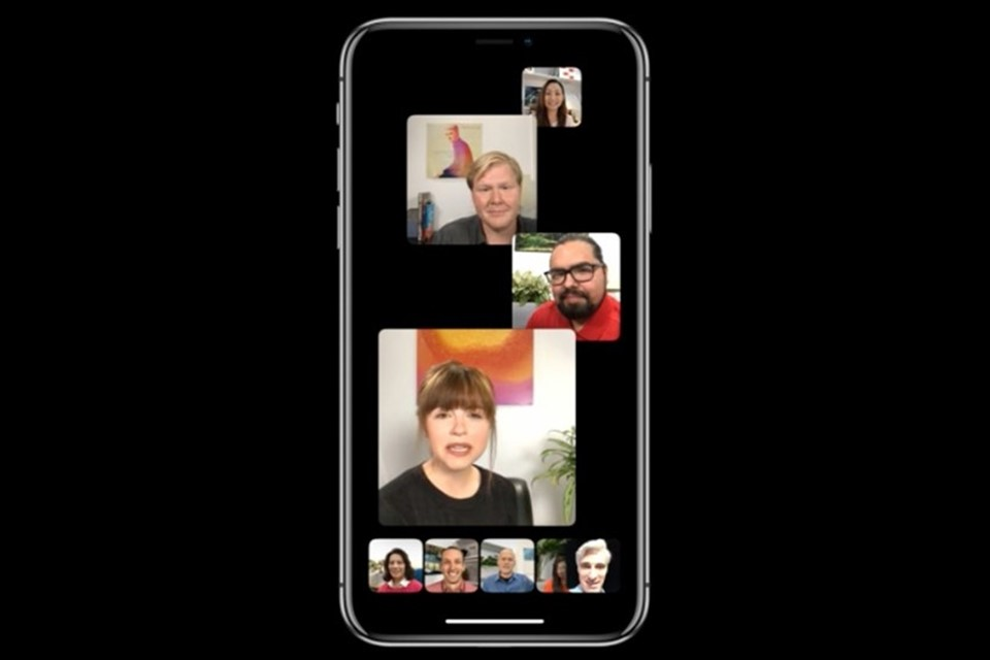 Imagem de WWDC 2018: Apple Facetime vai comportar até 32 pessoas simultaneamente no tecmundo