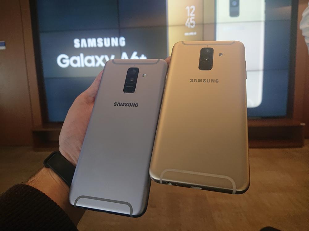 Samsung Galaxy A6+ Brasil