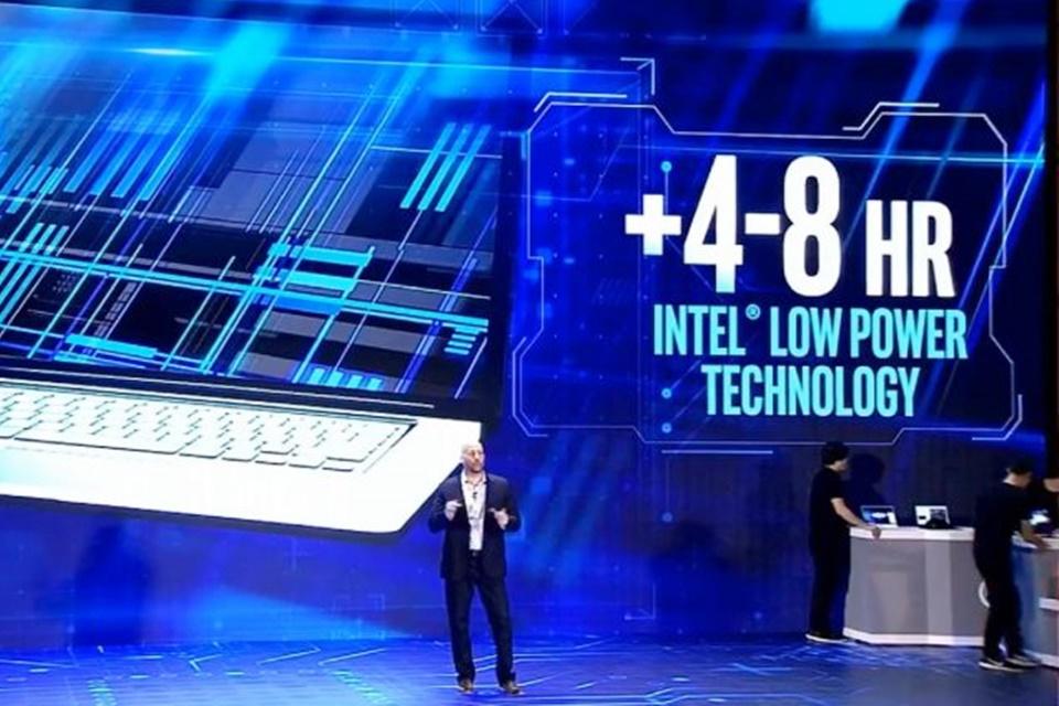 Imagem de Nova tecnologia da Intel promete até 8 horas a mais bateria em laptops no tecmundo