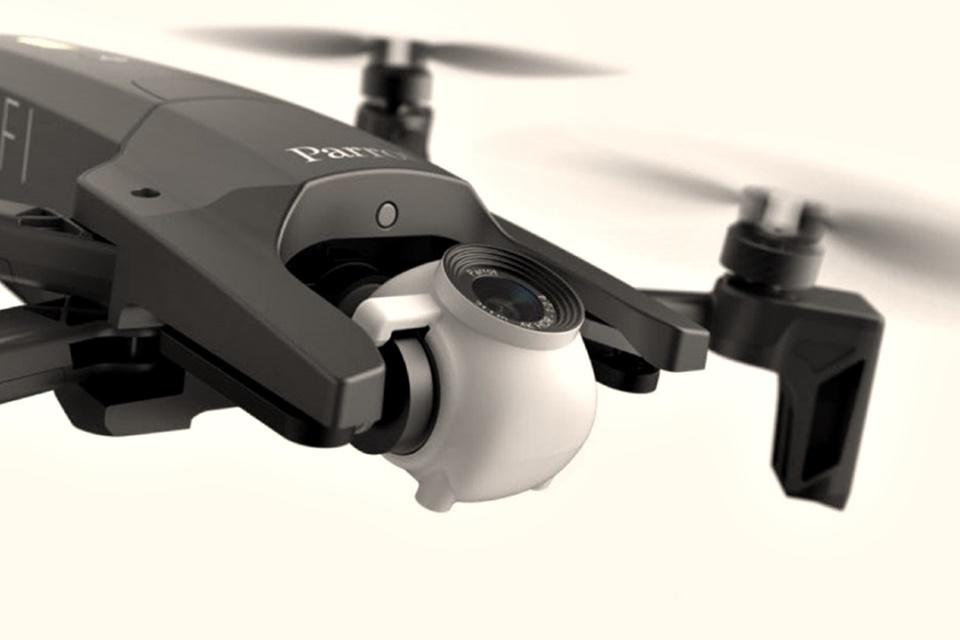Imagem de Parrot exibe seu novo drone dobrável que grava a 4K e pesa 320 gramas no tecmundo