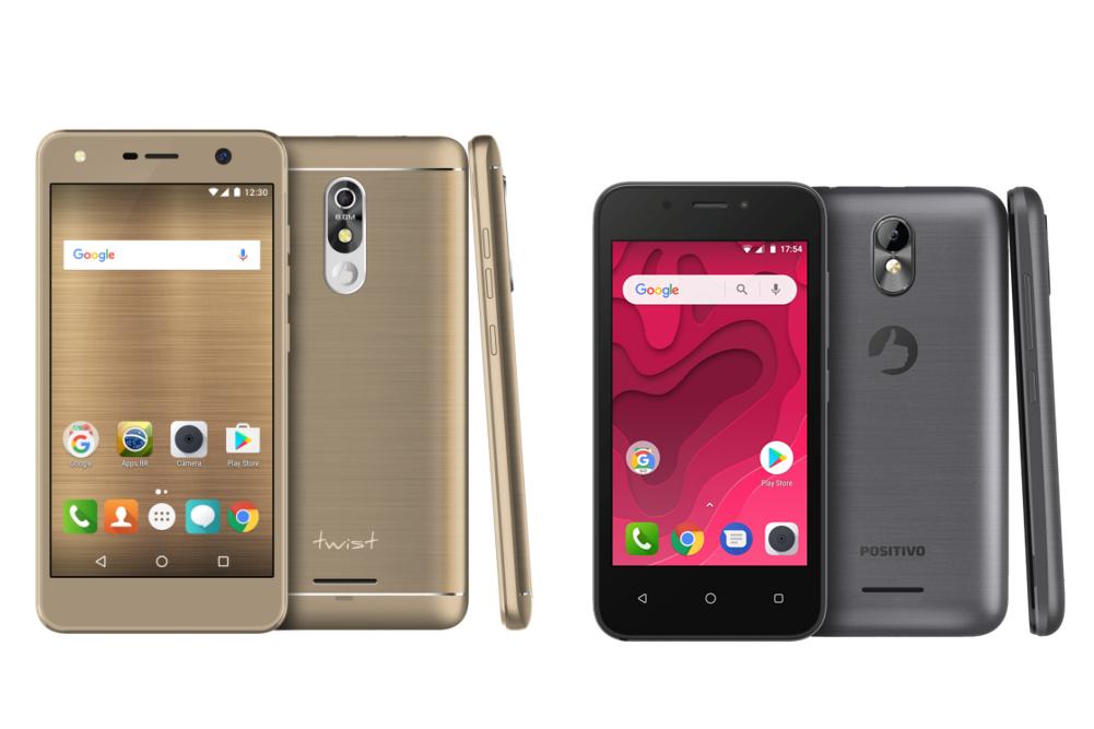 Imagem de Android Go finalmente chega ao Brasil; Positivo Twist Metal e Twist Mini no tecmundo