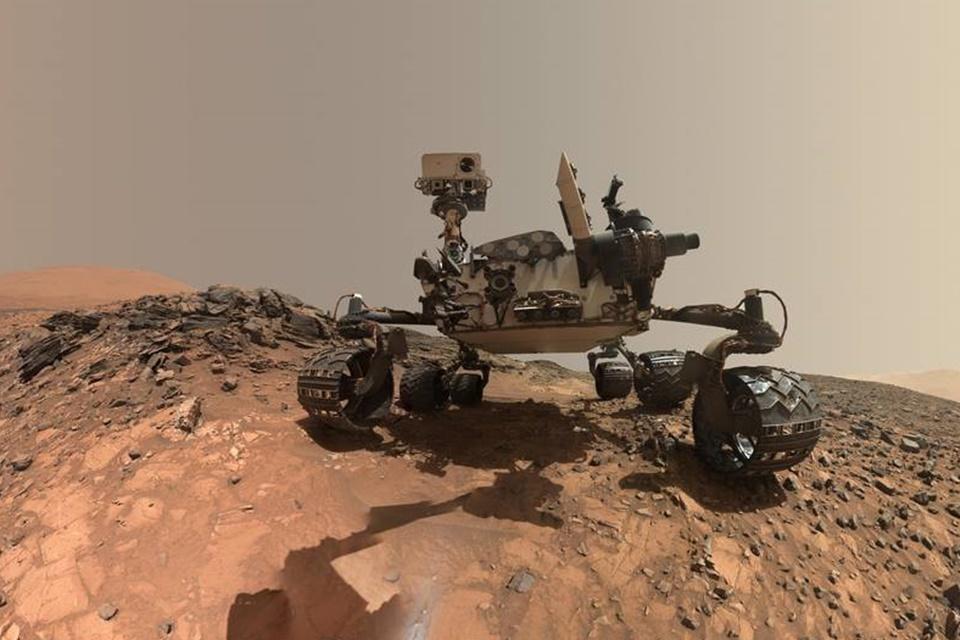 Imagem de Nasa encontra indícios de que Marte tenha abrigado vida no passado distante no tecmundo