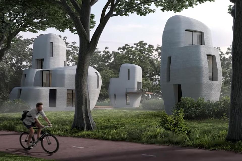 Imagem de Holanda vai inaugurar o primeiro condomínio de casas impressas em 3D no tecmundo