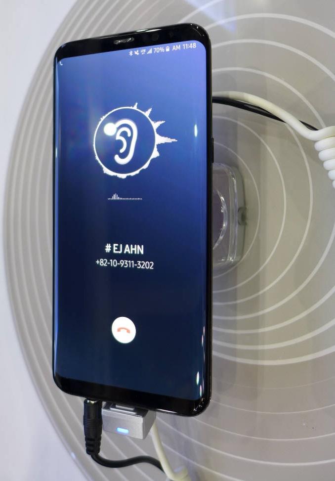 Samsung tela