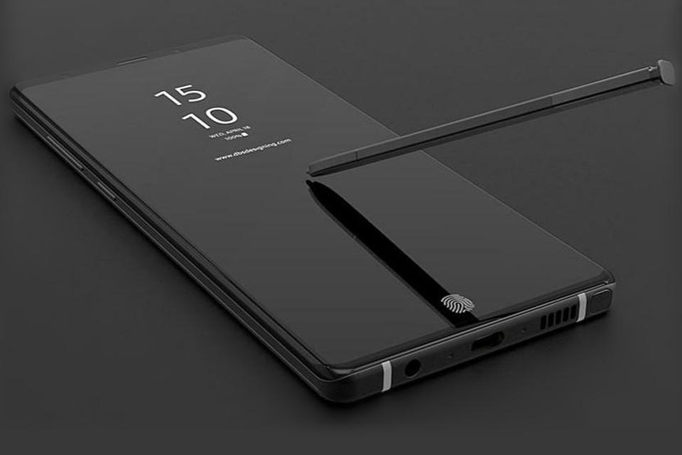 Imagem de Gigante: Galaxy Note 9 deve contar com bateria de 4.000 mAh no tecmundo