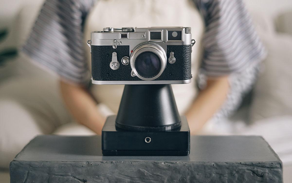 Case especial transforma sua câmera analógica de 35 mm em uma Polaroid 1c2eaa32e5