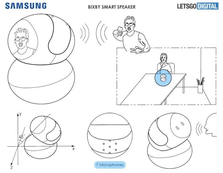 bixby speaker